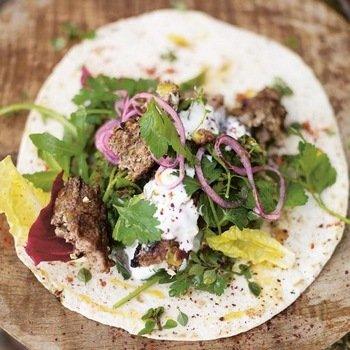 Рецепт приготовления вкуснейшего кюфта-кебаб из ягнятины
