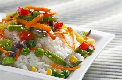 как приготовить рис в мультиварке рецепты