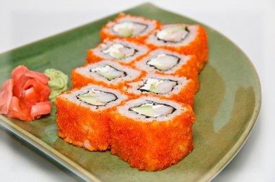Какие суши стоит попробовать?