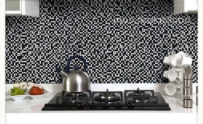 Красота и надежность кухонного фартука из мозаики