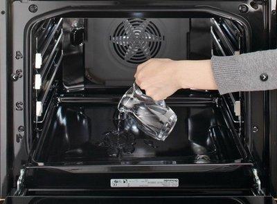 Очищение духовки и духового шкафа паром