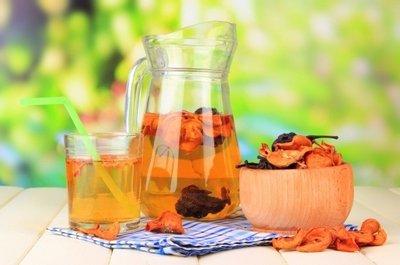 Рецепт приготовления узвара из сухофруктов