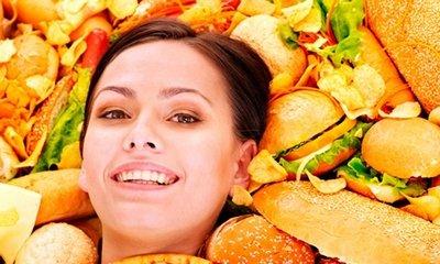 Что такое джанк-фуд и с чем его едят?
