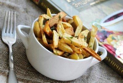 Как приготовить домашнюю картошку фри