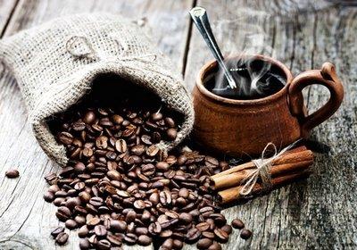 Вареный кофе с корицей