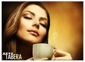 Наслаждение от кофе из кофемашины