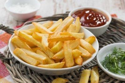 Рецепт приготовления домашней картошки фри