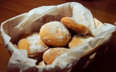 Как приготовить творожное песочное печенье