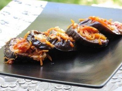 Как приготовить баклажаны маринованные с сыром