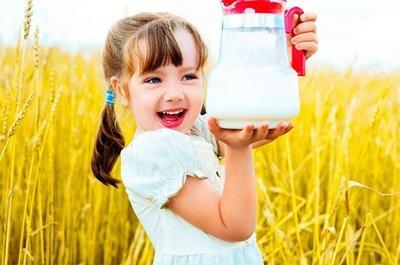 Польза коровьего молока для здоровья