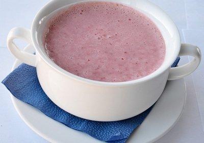 Рецепт приготовления супа из ежевики с водкой