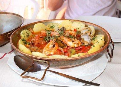 Катаплана - шедевр португальской кухни
