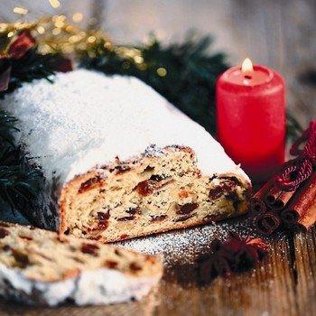 Классический рецепт приготовления западноевропейского рождественского пирога