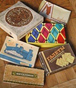 Советские десерты - вкус, знакомый с детства