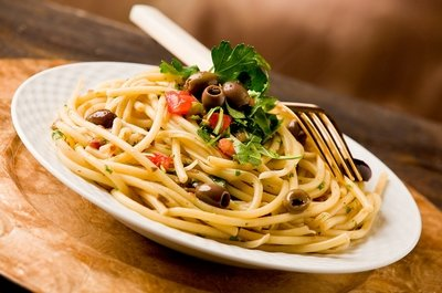 Вкусная и полезная итальянская паста
