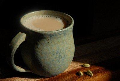 Ирландский чай с молоком