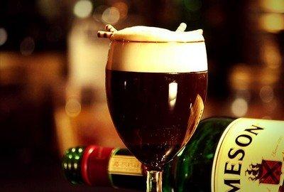 Ирландский кофе = кофе + виски + сахар + сливки