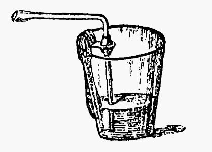 Стакан для питья больных
