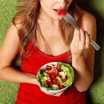 Вегетарианская диета при заболеваниях ЖКТ