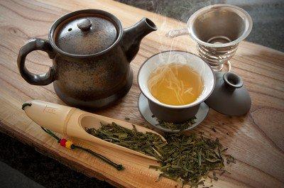 Зеленый чай: пьем с удовольствием!