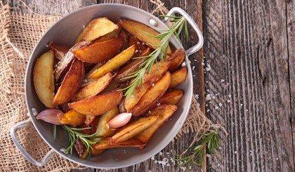 Как приготовить картофель «Айдахо»?