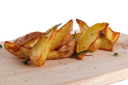 Рецепт приготовления вегетарианского картофеля «Айдахо»