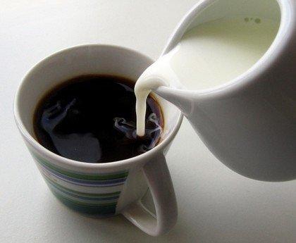 Кофе с молоком в питании больных