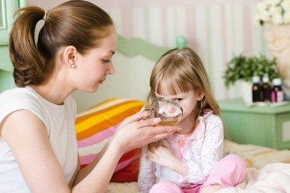 Питание при лихорадке и повышении температуры