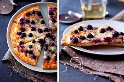 Может ли пицца быть десертом?