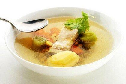 Суп при лихорадке