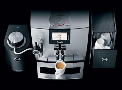 Кофемашина Jura - качество, но сложность ремонта