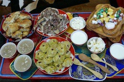 Кухня Забайкалья