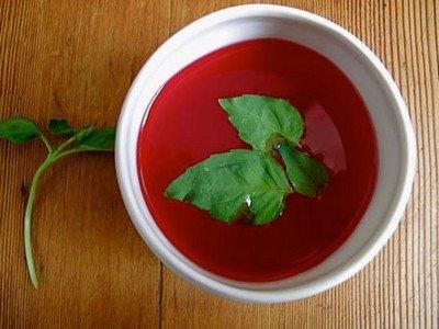 Как приготовить томатное консоме?