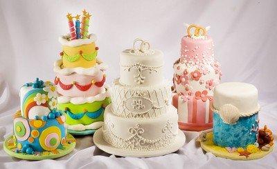 Торт - вкусно и красиво
