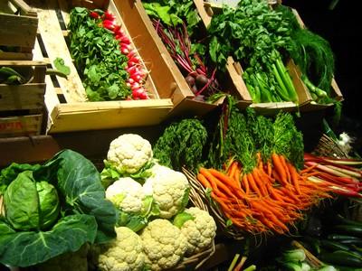 Выращивание зимних овощей