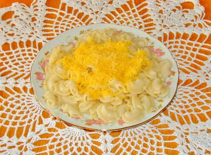 «Гребешки» с сыром