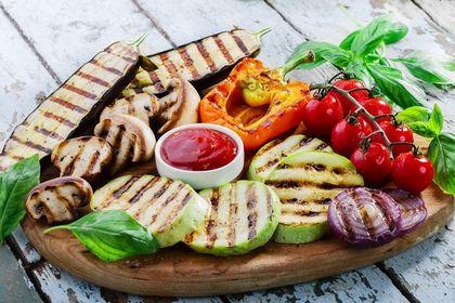 Овощи на гриле: рецепты в домашних условиях