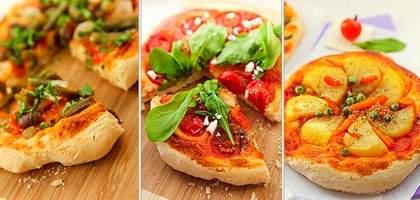 Начинка для постной пиццы «флорентина» (фото)