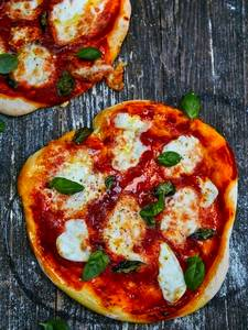 Пицца «Маргарита» (фото)