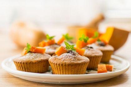 Рецепт тыквенных кексов (маффинов)