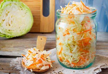 Как приготовить квашеную капусту на зиму