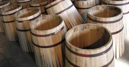 Вощение дубовой бочки для напитков дома