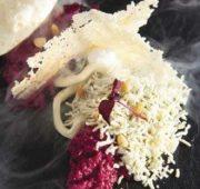 Пять состояний сыра со свеклой