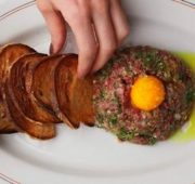 Тартар из говядины: рецепт с фото