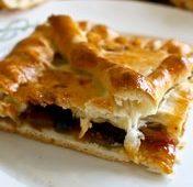 Дзяд - белорусский пирог