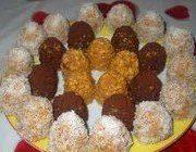 Конфеты из детского питания