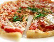 Пицца с морским коктейлем