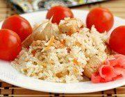 Популярные блюда из риса в ресторанах