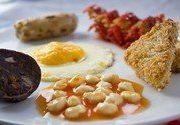 Полный ирландский завтрак