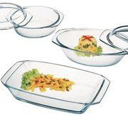 Преимущества и недостатки посуды из жаропрочного стекла